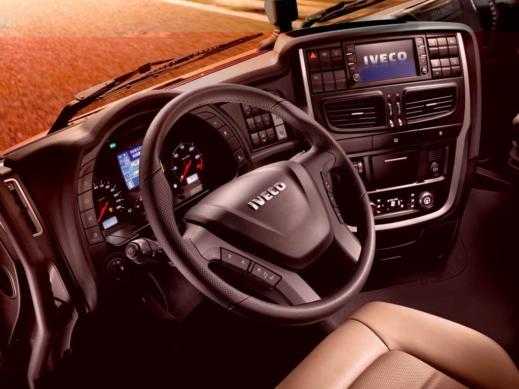Новый Iveco Stralis Hi-Way