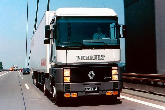 Renault Magnum AE 1990