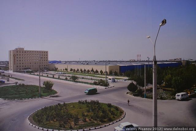 Завод в Самарканде Samauto