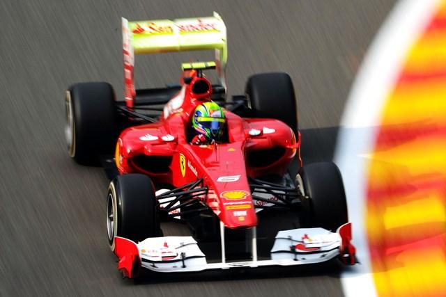 Ferrari выбирает Shell