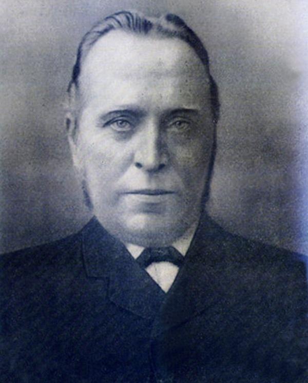 Основатель компании Foden - Эдвин Фоден