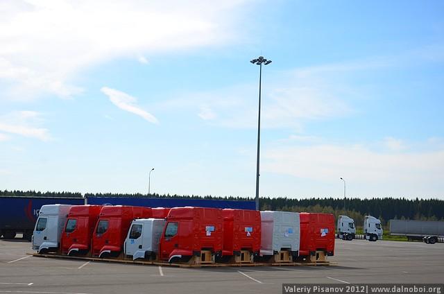 Renault Trucks Калуга