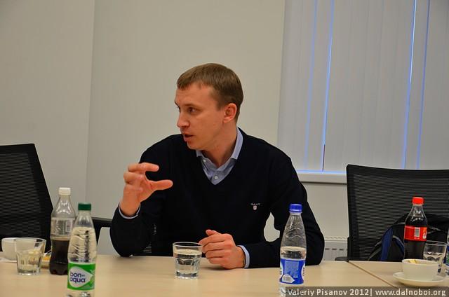 Константин Рубин, директор завода Shell в России