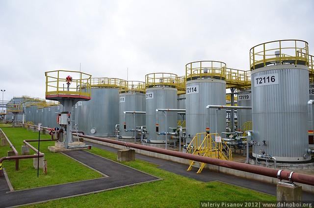 Завод Shell в Твери