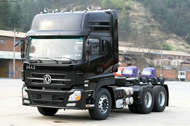 Cделка Volvo с Dongfeng