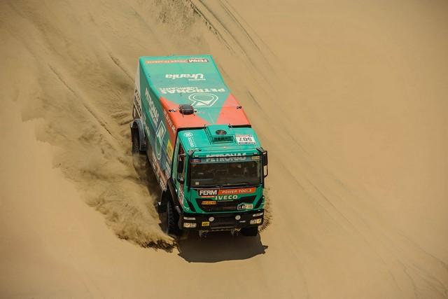 IVECO на «Дакар-2013»