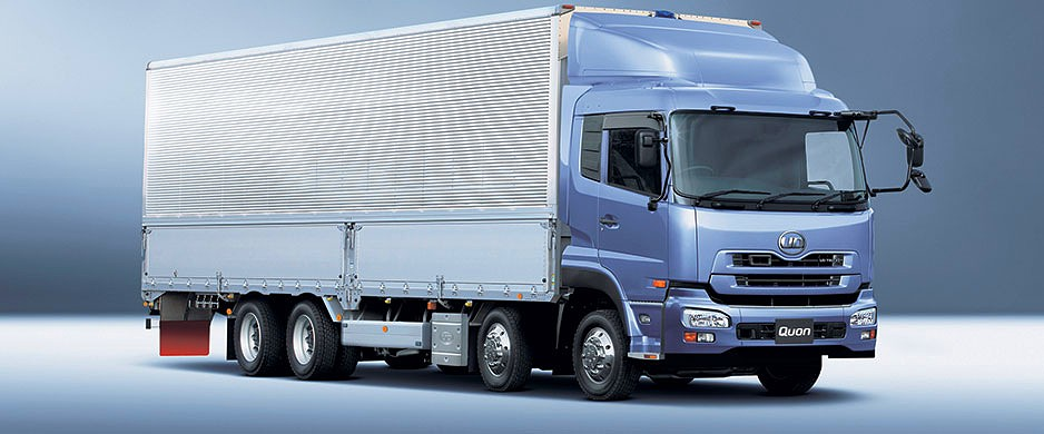 История Nissan Diesel - UD Trucks