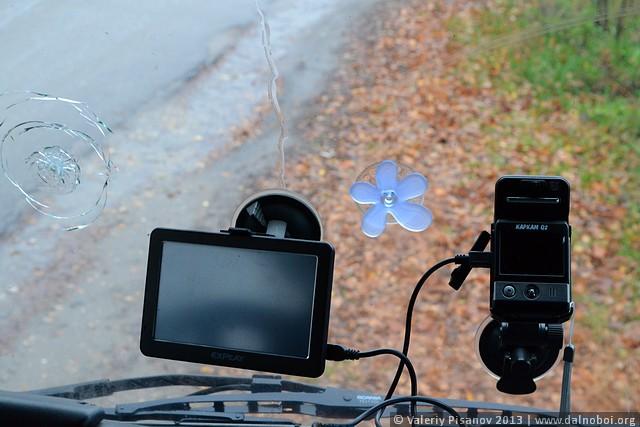 Запрет видеорегистраторов