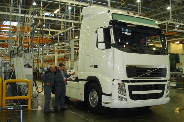 Volvo Group Калуга