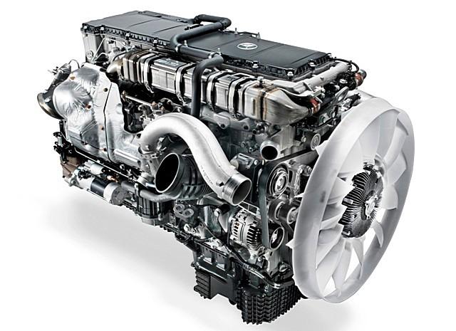 Daimler OM 473