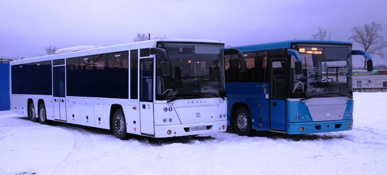 Автобус ГОЛАЗ Вояж