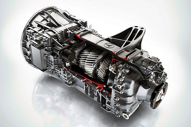 Mercedes PowerShift 3