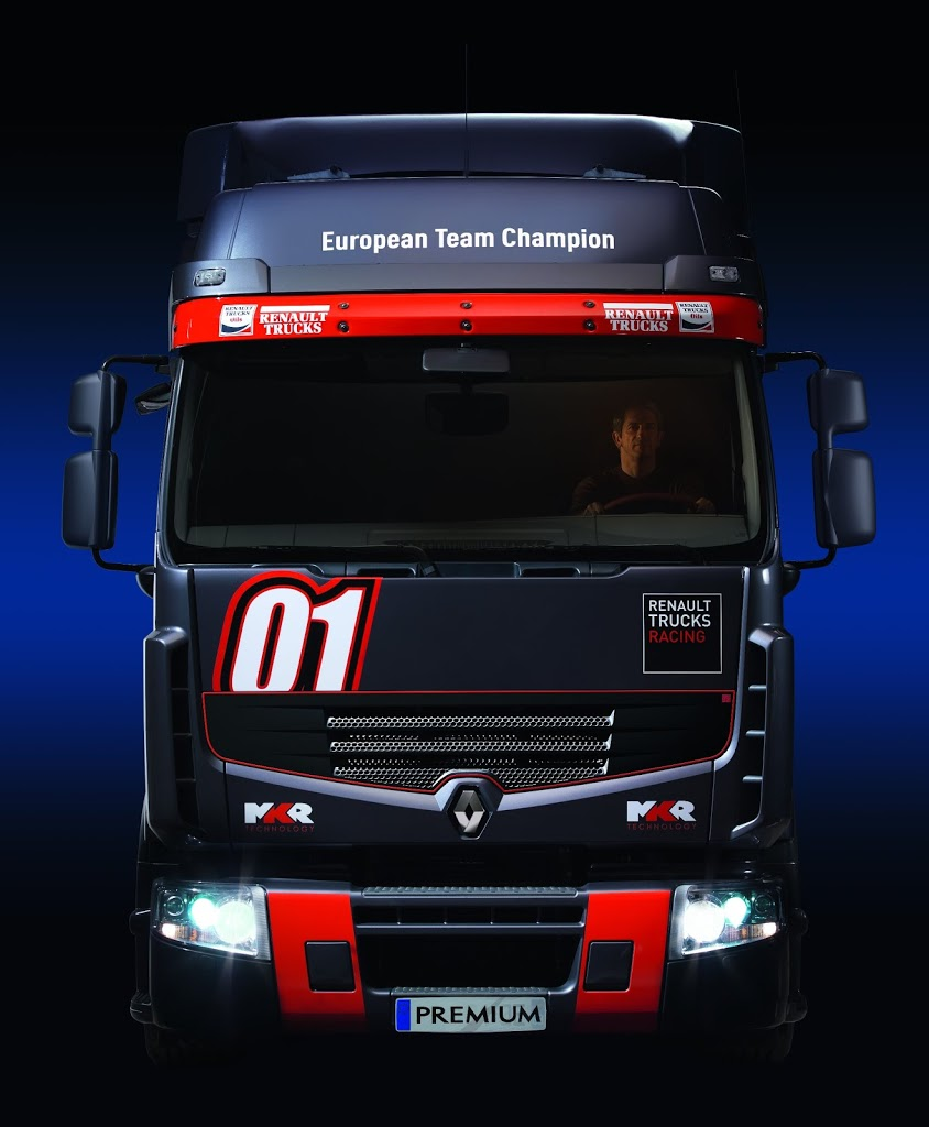 Renault Premium Truck Racing