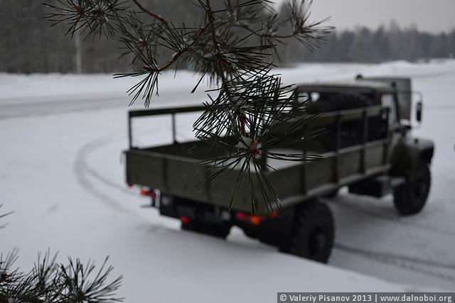 Тест-драйв «Садко» ГАЗ-33088