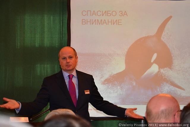 Питер Андерссон генеральный директор ЗАО «Вольво Восток»