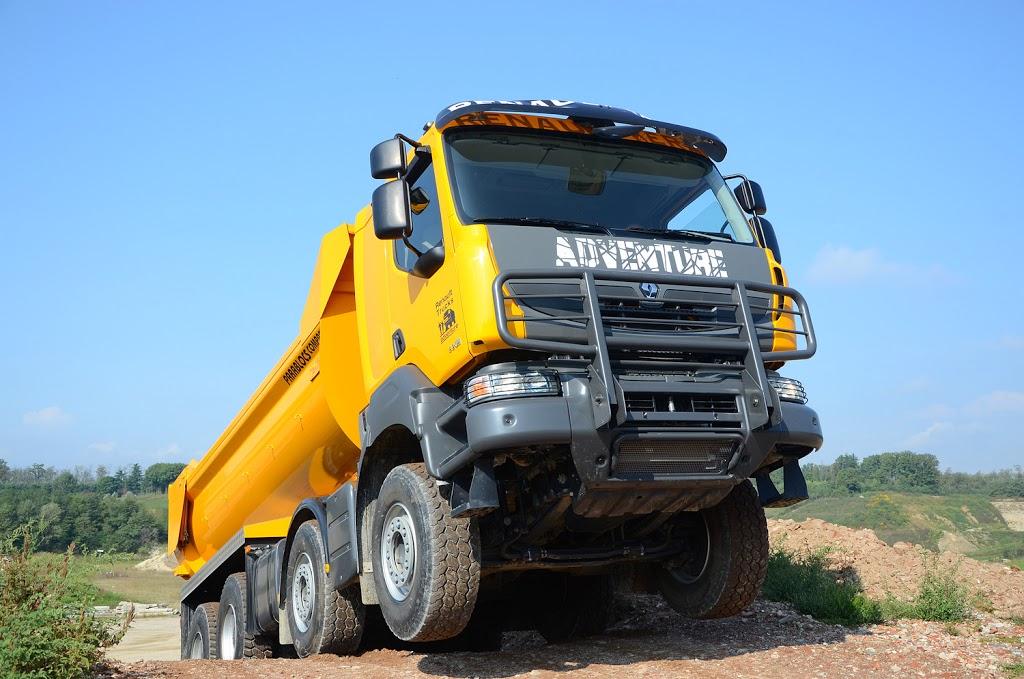 Renault Kerax Adventure
