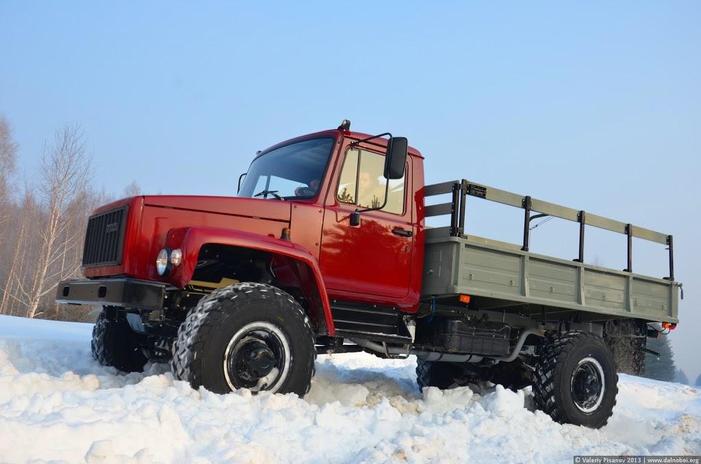 «Садко» ГАЗ-33088
