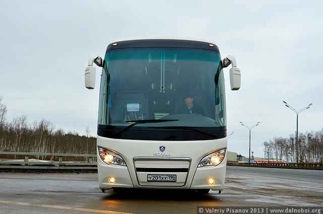 Scania Higer A 80 6х2