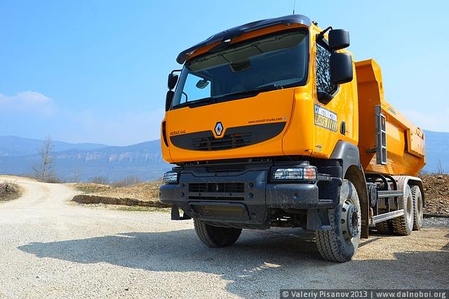 тест-драйв Renault Kerax