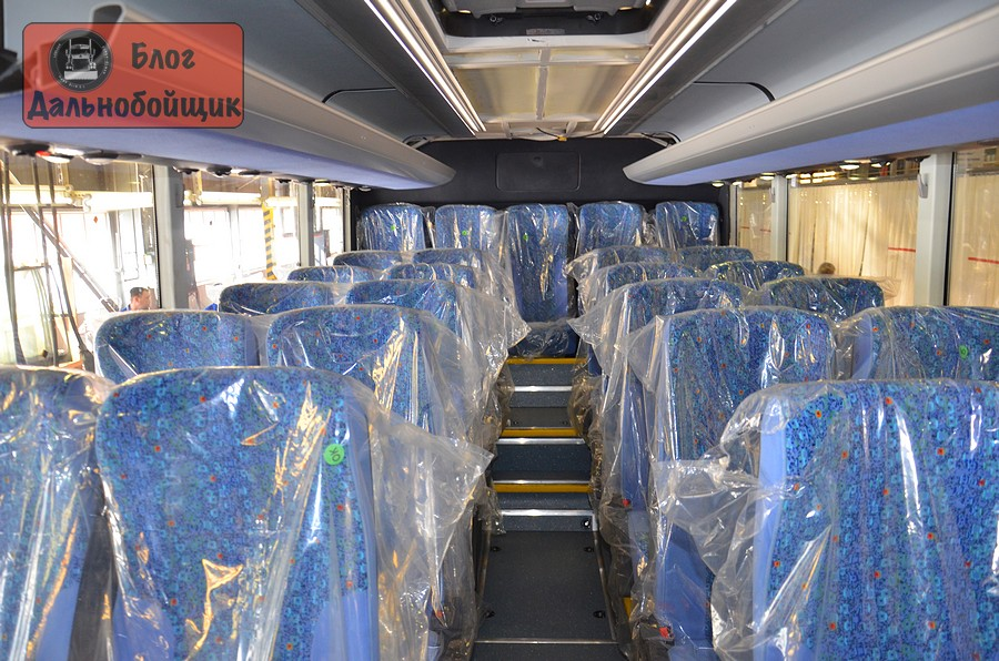 ГОЛАЗ-5251 «Вояж» признан автобусом года