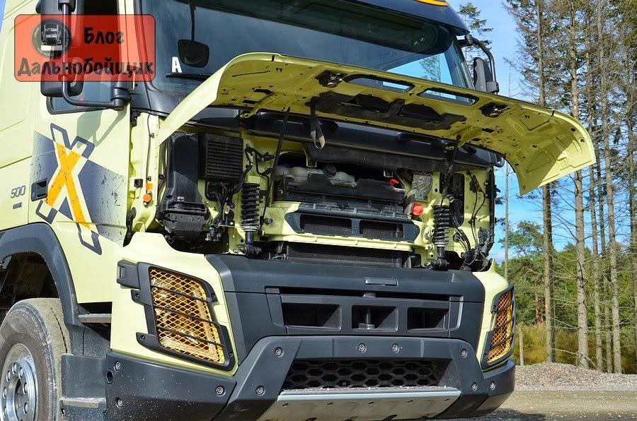 Новый Volvo FMX
