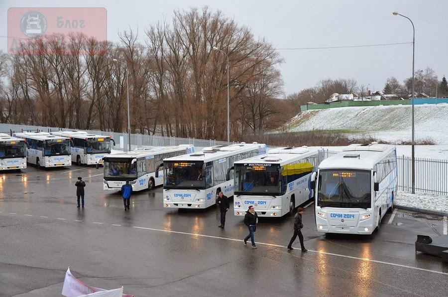 «Группа ГАЗ» выполнила исполнила олимпийскую поставку