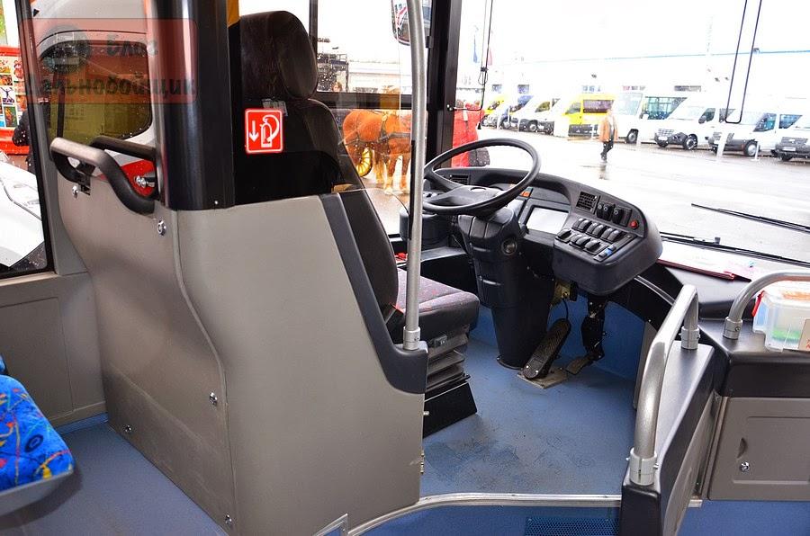 Львовский автобус CitiLAZ