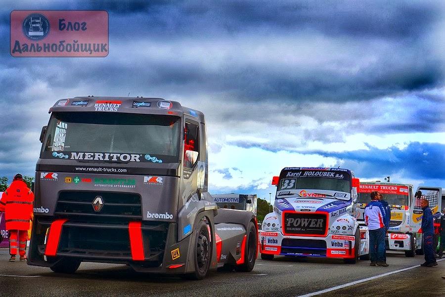 Truck Racing 2013 - Итоги