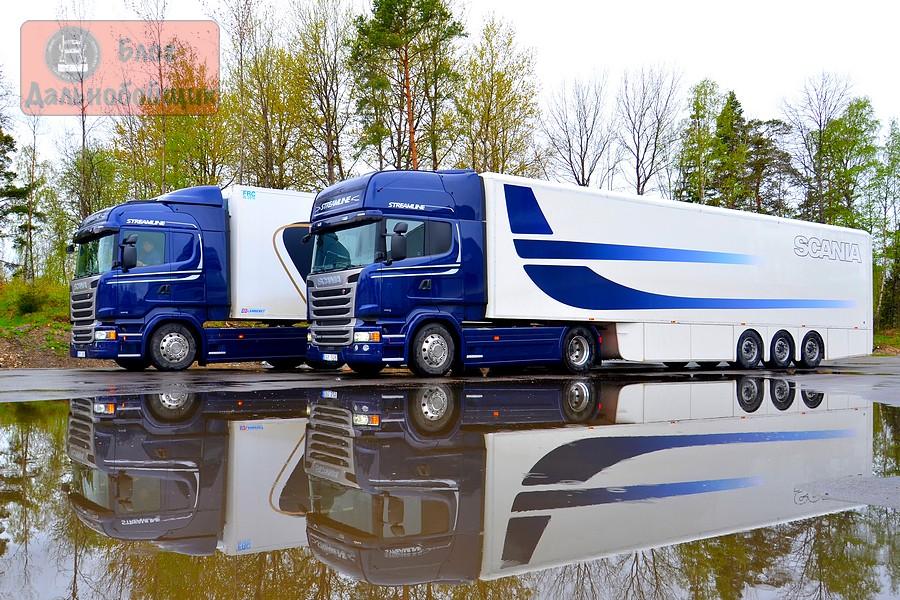 Видео: Scania Streamline