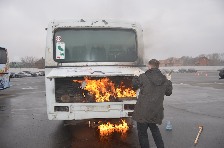 Видео Мир автобусов