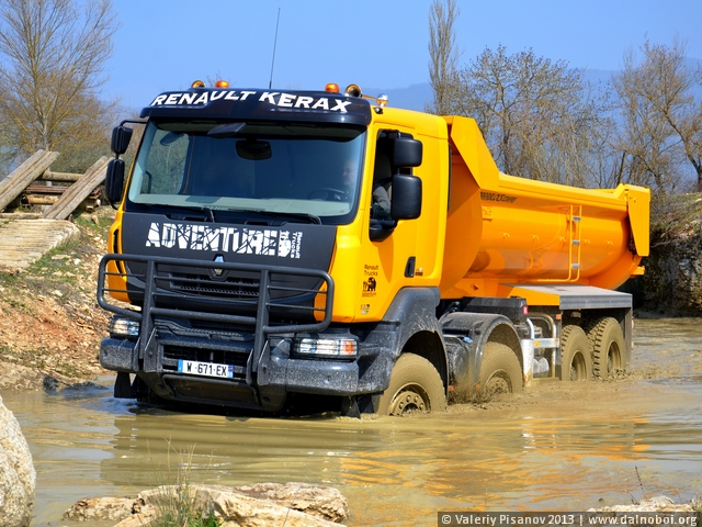 Renault Kerax обои