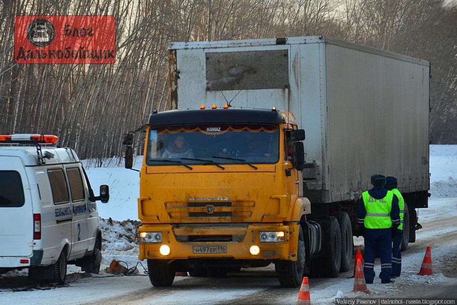 Новые правила перевозки тяжеловесных грузов