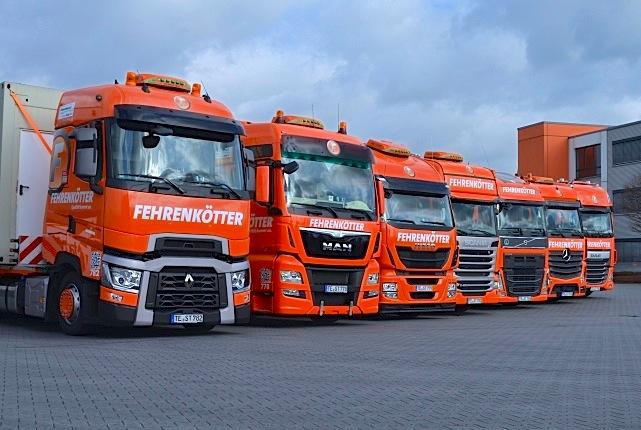 Большой грузовой тест-драйв Евро 6