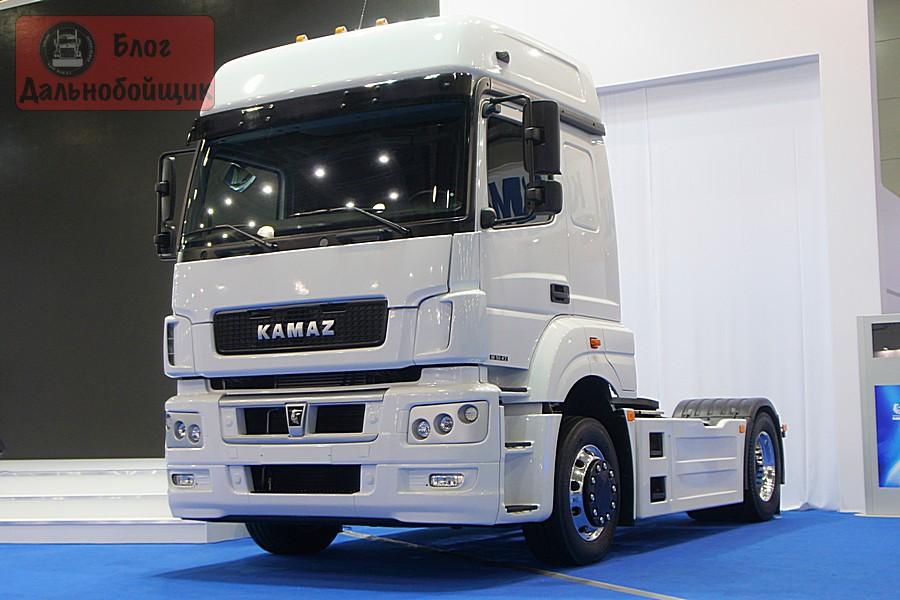 Новый КАМАЗ М1842