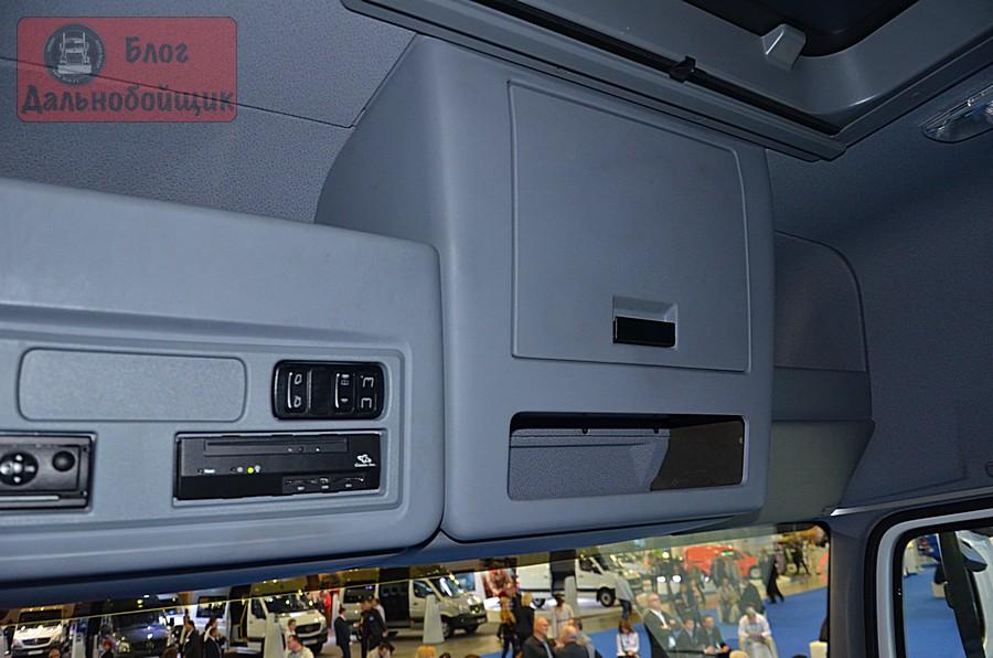 кабина новый КАМАЗ М1842