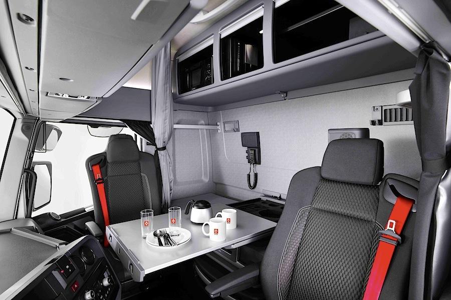 Renault T c кабиной MAXISPACE