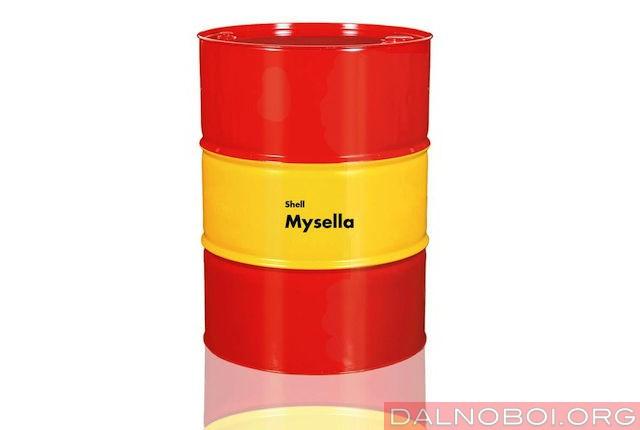 Shell Mysella S5 S