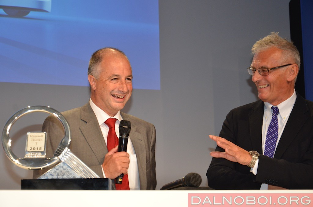 Бруно Блин и Джанэнрико Гриффини
