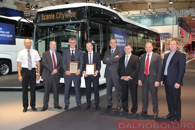 Scania и Группа ГАЗ соглашение о партнерстве