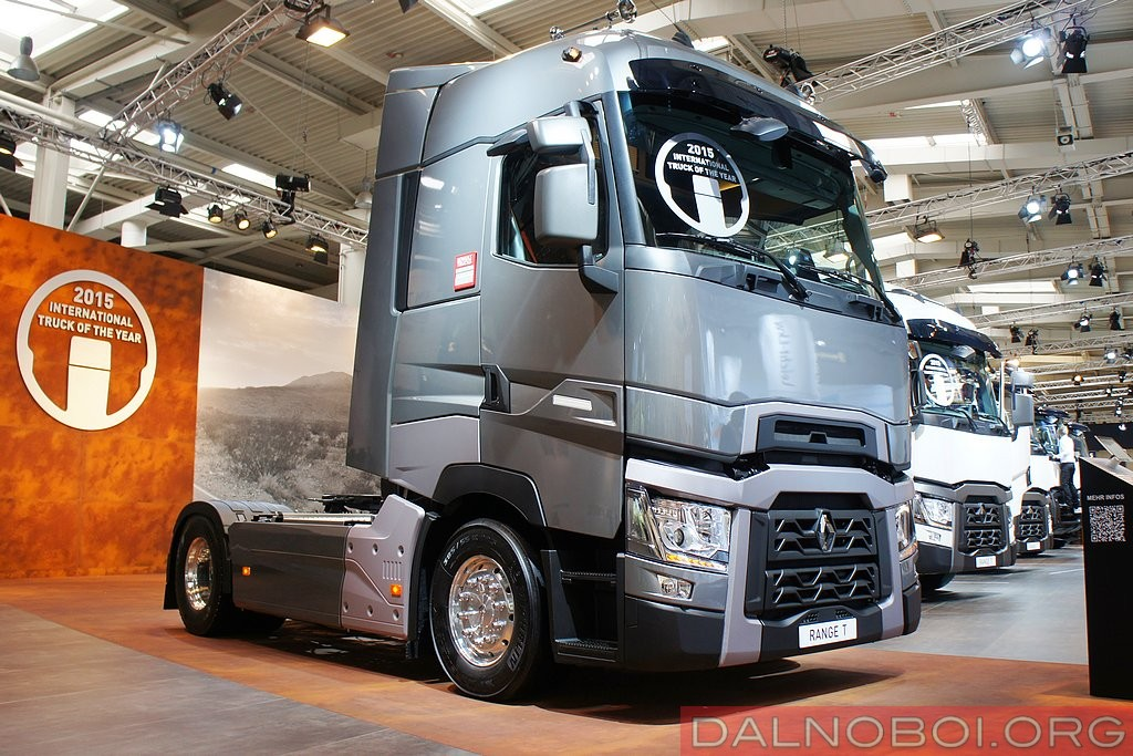 Renault Trucks серии T