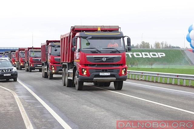 Открыта транспортная развязка в порт «Усть-Луга»_004