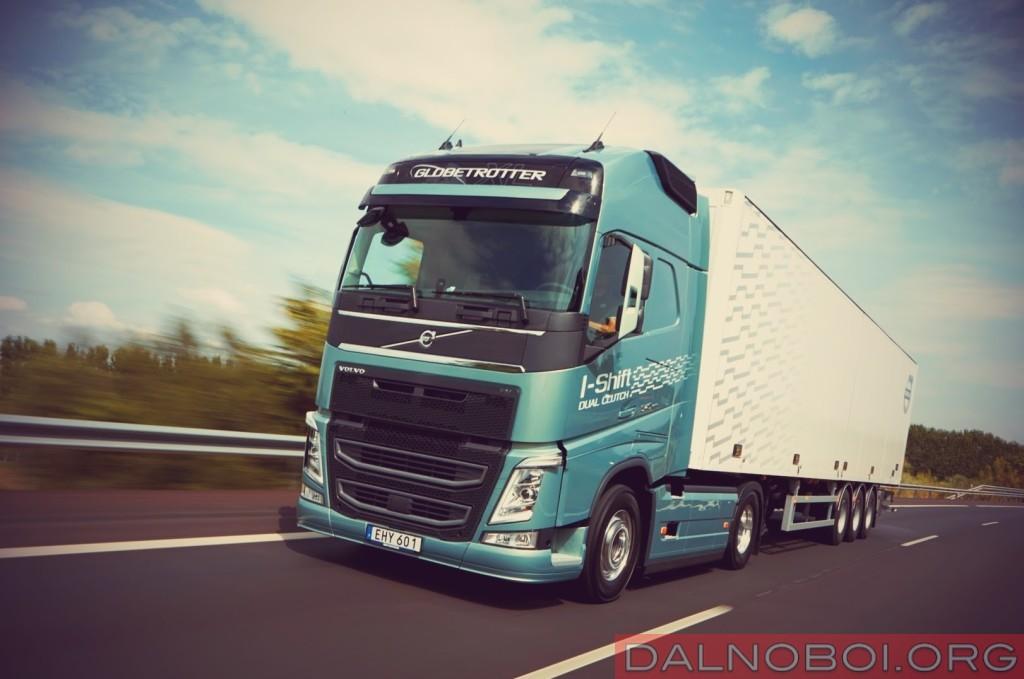 Volvo FH I-Shift Dual Clutch