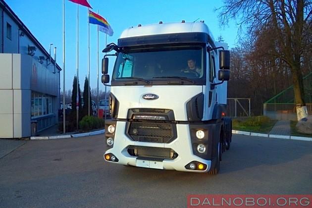 Тягачи Ford из Калининграда