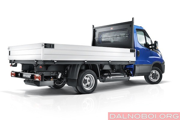 Новый автомат Iveco