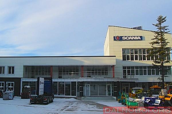 Scania_Владивосток