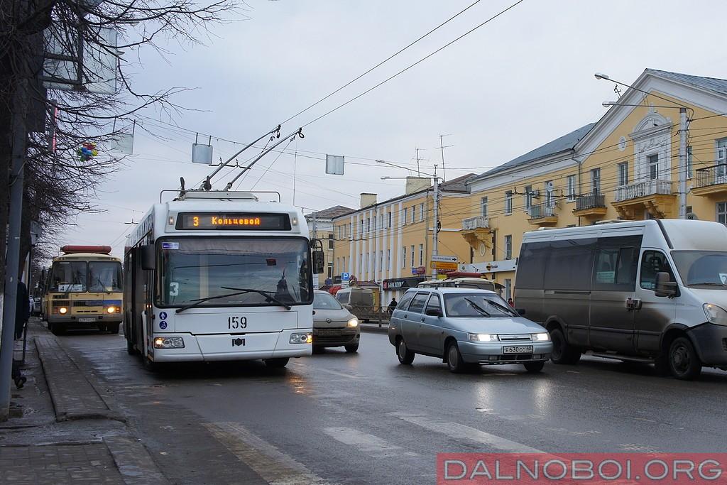 общественный транспорт калуга