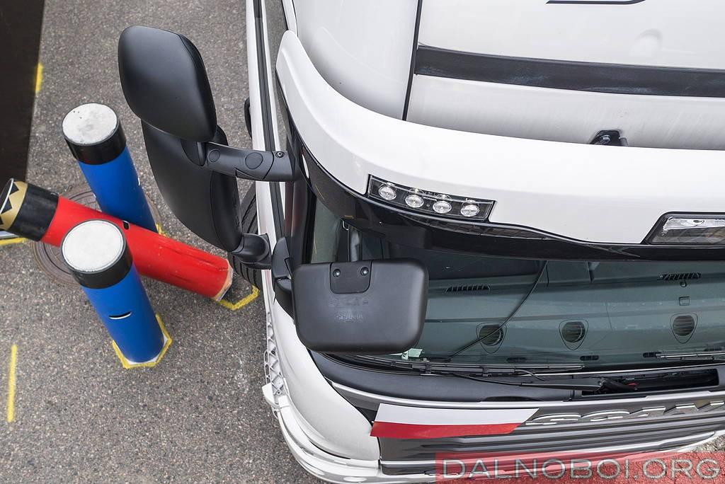 Конкурс молодого водителя грузовика финал 2015