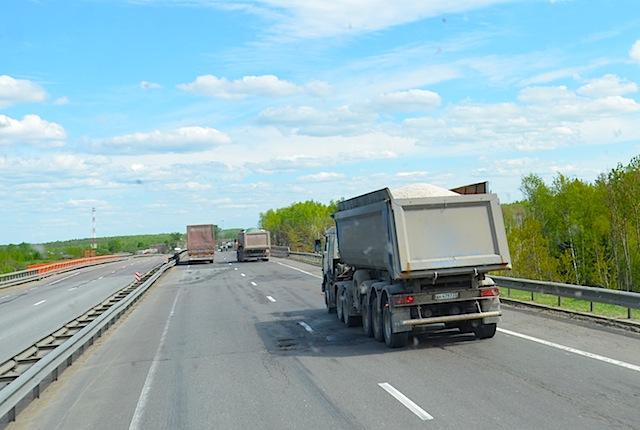летнее закрытие дорог