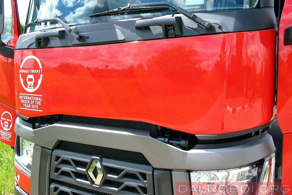 Тест-драйв: Renault T