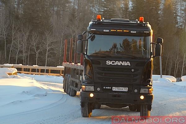 Scania укрепляет позиции в Якутии